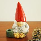 Lisa Larson(リサ ラーソン)/Santa Boy(サンタ・ボーイ)トムテファミリー/北欧オブジェ・置物