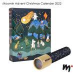 【予約11月初旬予定】ムーミンアドベントクリスマスカレンダー2021 martinex(マルティネックス) 北欧雑貨 ムーミングッズ