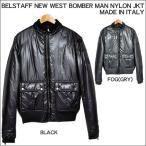 BELSTAFF(ベルスタッフ)NEW WEST BOMBER MAN NYLON JKT(ニューウエスト ボンバーマン ナイロンジャケット)MADE IN ITALY【ZZ】