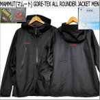 MAMMUT(マムート) GORE-TEX ALL ROUNDER JACKET MEN