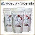 ドッグフード 国産 無添加 イノシシ肉  wa-fu プレミアムフード 小粒 750g(250g×3袋) まとめ買い