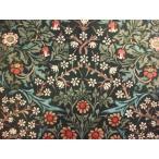 ウィリアムモリス William Morris ブラックトーン 1 マリメッコ、ボラス、ウィリアムモリス、ハーレクインetc海外ブランド生地1巾50cm単位カット販売