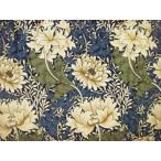 ウィリアム・モリス William Morris クリサンティマム PR7612/7 ウィリアムモリス生地1巾50cm単位カット販売