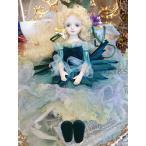 若月まり子作品 エルフィンフローリー エオディア エルフィンフローリー 創作人形(ビスクドール)a-089