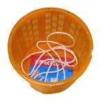 かご 収穫かご 円型 ひも付 17L ( カゴ 収穫用カゴ 収穫用かご 多用途 農業 業務用 )