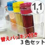 Yahoo!リビングート ヤフー店冷水筒 スリムジャグ 1.1L 横置き 縦置き 3本セット ( ピッチャー 冷水ポット 麦茶ポット )|新商品|06