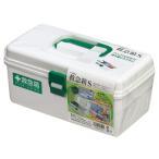 薬ケース 救急箱 S W ( 薬箱 薬入れ くすり整理箱 クスリ くすり プラスチック )