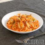 プレート 22cm コレール CORELLE 白 食器 皿 ウインターフロスト ( 食洗機対応 ホワイト 電子レンジ対応 お皿 オーブン対応 白い )