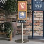信号 ソーラーライト ヴィンテージミッキー ミッキーマウス ( 送料無料 ガーデンライト 灯り ライト ディズニー エクステリア セトクラフト )