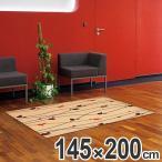 玄関マット Office & Decor Brun 145×200cm ( 業務用 屋内 建物内 オフィス