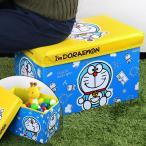おもちゃ箱 ドラえもん 幅48×奥行30×高さ32cm Im Doraemon フタ付き 収納ボックス スツール おもちゃ入れ ( 収納ケース オットマン 収納 )