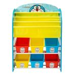収納ラック キッズ 収納 ラック ドラえもん Im Doraemon おもちゃ箱 本棚 子供用 スリム ( キッズ収納 子ども 子供 収納ボックス )|新商品|11