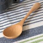 スプーン 木 長さ15.5cm M knob 木製 カトラリー 食器 ( 木製スプーン キャンプ アウトドア 天然木 すぷーん )