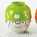 汁椀 茶碗 セット ミニ カエル どうぶつシリーズ 磁器 食器 日本製 ( 食洗機対応 お茶碗 電子レンジ対応 お椀 飯碗 椀 味噌汁椀 )
