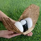 竹皮 天然竹皮 おにぎり 8枚入 ( お弁当 おにぎりケース おにぎり用 ちまき )
