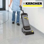 縦型床洗浄機 業務用 ケルヒャー コンパクトスクラバー BR30/4 C ( Karcher 清掃機器 業務用 )
