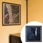 インテリアアート 西川洋一郎 MIRAGE ( アートパネル 壁掛け 壁飾り アート アートデコ ウォールアート 絵画 インテリア )