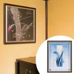 インテリアアート 西川洋一郎 MORNING MIST ( アートパネル 壁掛け 壁飾り アート アートデコ ウォールアート 絵画 インテリア )