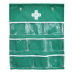 薬ケース くすり整理ポケット ( 薬入れ 薬収納 薬管理 薬箱 ピルケース くすりケース )