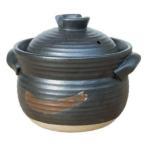 炊飯土鍋 3合 ごはんや讃 土鍋 炊飯 ( ガス火専用 ご飯土鍋 炊飯用土鍋 おすすめ )