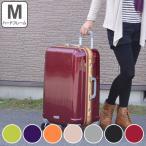 スーツケース キャリーバッグ グレル トラベルスーツケース ハードフレーム 70L TSAロック付き M 超軽量 ( キャリーケース トランク )