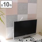 吸音パネル フェルメノン 40x40cm 45度カットタイプ ( 防音 吸音 パネル )