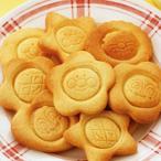 クッキー型 抜き型 アンパンマン 4個セット プラスチック製 キャラクター ( クッキー抜き型 クッキーカッター クッキー抜型 )
