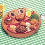 ランチプレート フェイスランチ皿  お子様ランチ アンパンマン 子供用 キャラクター ( お皿 プレート 子供用食器 ベビー食器 )
