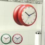 お風呂 時計 シャワークロック エルソル ( 防水 風呂 バスクロック )