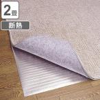 保温シート アルミシート 2畳用 180×180cm ( 断熱シート 保温マット アルミマット )