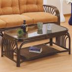 籐(ラタン) テーブル (T630B)