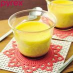プリンカップ 耐熱ガラス 80ml パイレックス Pyrex 食器 ( プリン カップ 容器 耐熱 ガラス オーブン 電子レンジ )