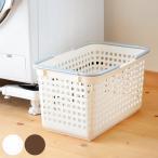 ランドリーバスケット スカンジナビア バスケット M ( 洗濯かご 脱衣かご ランドリーボックス )
