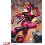 マーベル1000ピース Lady Deadpool【ピュアホワイト】(38.2×53.2cm)(RPG-1000-634)【ディズニーパズル】
