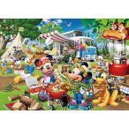 ディズニー300ピース みんなでオートキャンプ!  (30.5x43cm) (D-300-013)【ディズニーパズル】