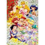 ディズニー300ピース フローラル プリンセス(30.5×43cm) (D-300-203)【ディズニーパズル】
