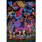 ディズニー1000ピース  ディズニー 花火に想いをのせて… 【ホログラムジグソー】 (D-1000-032)【ディズニーパズル】
