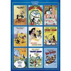 ディズニー1000ピース  Movie Poster Collection Donald Duck  (51x73.5cm) (D-1000-041)【ディズニーパズル】