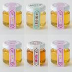 Local to Globalで買える「「レビューを書いて10%OFFクーポンプレゼント」「ハニー松本」会津産天然蜂蜜 50g 6個セット 「栃の木」「5個おまかせ」」の画像です。価格は2,684円になります。