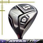 ブリヂストンゴルフ ツアーB XD-F フェアウェイウッド アッタス G7 シリーズ カスタムモデル 16年モデル