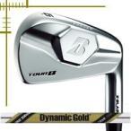 ブリヂストンゴルフ ツアーB X-BLADE アイアン 6本(5番〜P)セット ダイナミックゴールド ツアーイシューシリーズ カスタムモデル 16年モデル