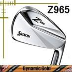 スリクソン Z965 アイアン 6本(5番〜P)セット DG TourIssue Design tuning(片面オレンジ)シリーズ カスタムモデル