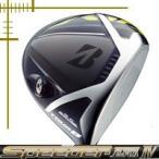 ブリヂストンゴルフ ツアーB JGR ドライバー スピーダー エボリューション 4シリーズ カスタムモデル 18年モデル