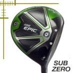 スペック限定 キャロウェイ GBB EPIC Sub Zero ドライバー スピーダーエボリューション for GBBカーボン 2スペック 17年モデル 日本仕様 在庫限り