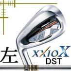 ショッピングゼクシオ レフティ ゼクシオ10 テン アイアン 5本(6番〜P)セット ダイナミックゴールド DSTシリーズ カスタムモデル 18年モデル