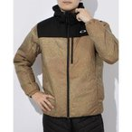 オークリー OAKLEY メンズ 中綿ジャケット ENHANCE INSULATION JACKET 10.7 FOA401416 (カーキ)