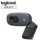 ロジクール ウェブカメラ C270n ブラック HD 720P ウェブカム ストリーミング 小型 シンプル設計 国内正規品