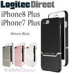 ショッピングロジテックダイレクト iPhone8 Plus /7 Plus用 本革iPhoneケース VENANO B DRACOdesign メテオブラック DVC-i7P2GLBK