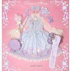 ロリータ Diamond Honey 人魚姫のコスメジャンパースカート ジャンスカのみ 甘ロリ 姫ロリ