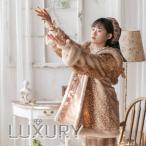 ロリータ Sweet Dreamer Vintage バンビのAラインコート コートのみ 甘ロリ フード 秋冬 アウター バンビ柄